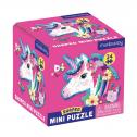 UNICORN MINI PUZZLE  มาในกล่องเล็กกะทัดรัด 1 กล่องต่อได้ 1 ภาพ จิ๊กซอว์จำนวน24 ชิ้น